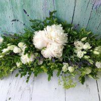 aranżacja - kwiaty - lawenda - 6 Szpilek