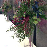6 Szpilek - dekoracja kwiatowa - Teatr Nowy
