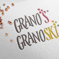 6 Szpilek - logo - projekt graficzny - Granos