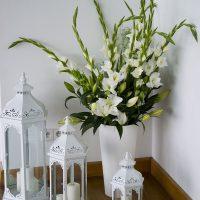 6 Szpilek - dekoracje weselne