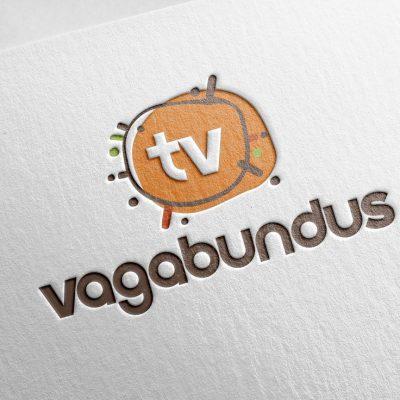 Projekt - logo - Vagabundus - 6 Szpilek - agencja reklamowa łódź